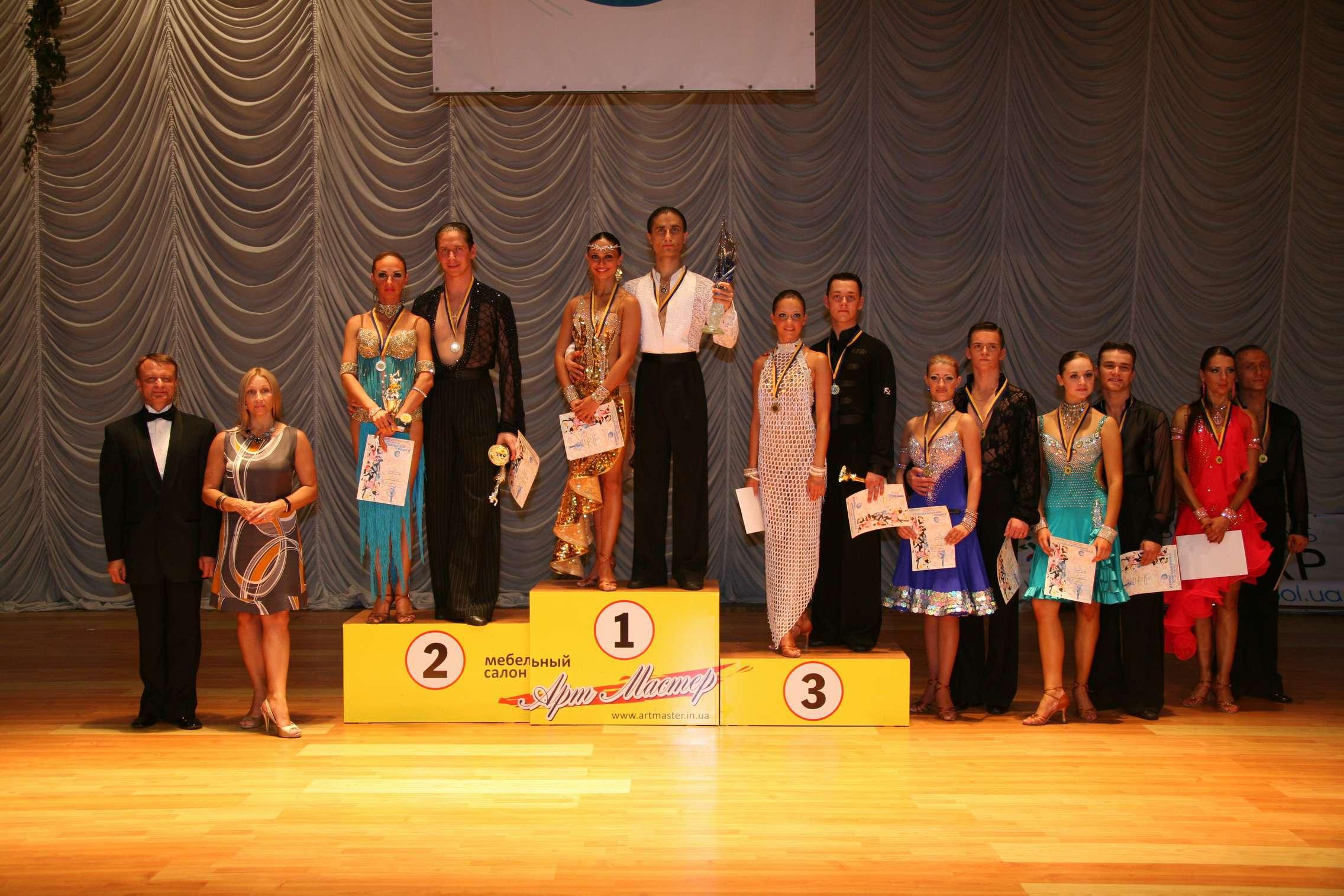 Конкурс бального танца в волгограде